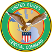 Link to biography of U.S. Central Command