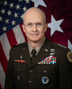 Lieutenant General Ronald J. Place