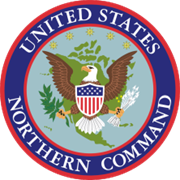 Link to biography of U.S. Northern Command