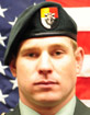 Staff Sgt. Kyle R. Warren, 28, was killed July 29, 2010, at Tsagay, Afghanistan