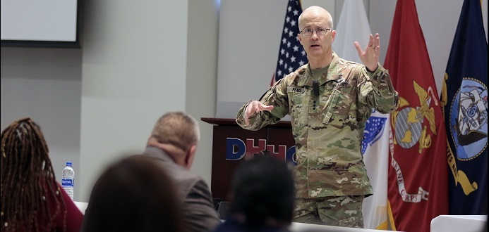 DHA Director, LTG Ronald J. Place, MD