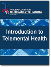 Image of cover of Introduction to Telemental Health