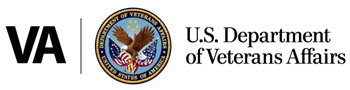 Image of US Department of Veterans Affairs Logo and Seal