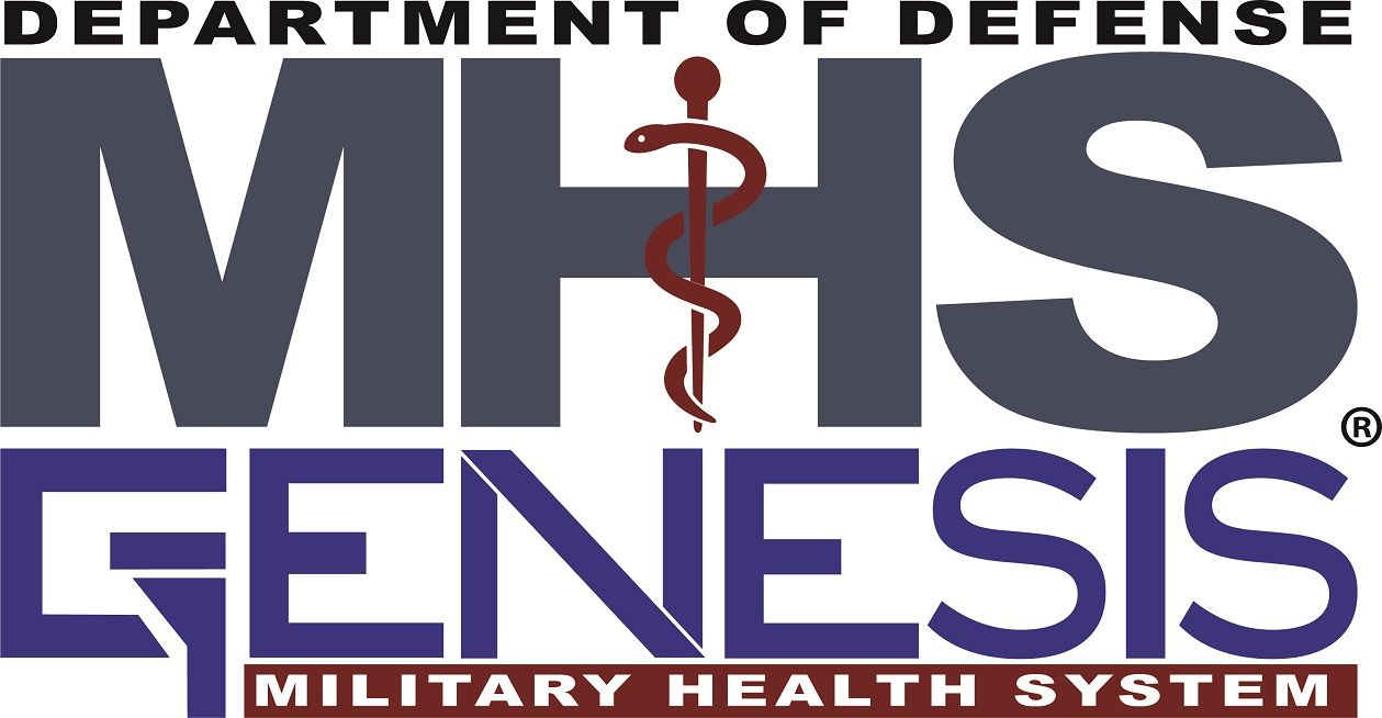 Full Color Logo for MHS GENESIS