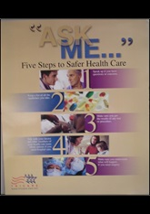 AskMe Patient Poster Tan