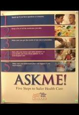 AskMe3 Physician Poster White