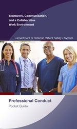 Professional Conduct Pocket Guide Cover