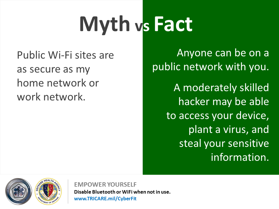 cyberfit Myth vs. Fact #3