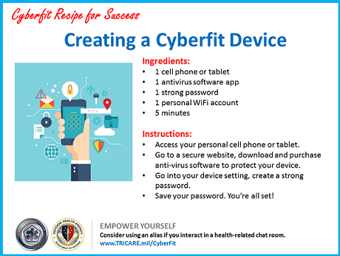Cybersecurity Awareness | Health.mil