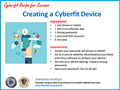 Creating a Cyberfit Device Recipe Card
