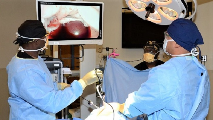 Links to METC improves surgical tech training with new laparoscopy standard