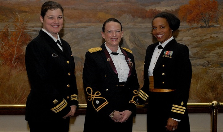 2015 Female Physicians 2 Health Mil