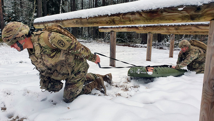 Links to RHC-Europe Soldiers compete for Army Best Medic title