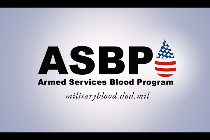Since 1962, the Armed Services Blood Program has served as the sole provider of blood for the United States military. As a tri-service organization, the ASBP collects, processes, stores and distributes blood and blood products to Soldiers, Sailors, Airmen, Marines and their families worldwide.