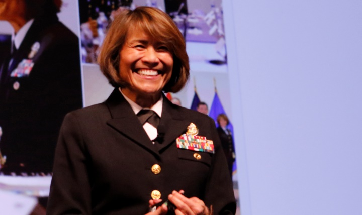 Vice Adm. Raquel Bono, director of Defense Health Agency, will be honored as a recipient of the HIMSS Most Influential Women in Health IT Awards on March 8 in Las Vegas.
