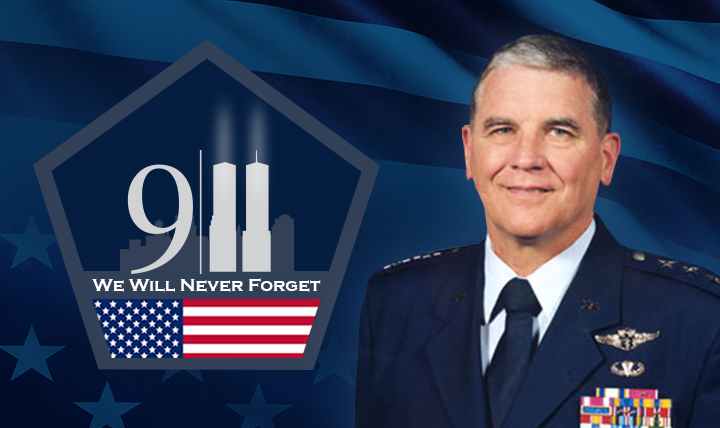 Lt. Gen. Paul K. Carlton Jr., retired, Surgeon General of the Air Force