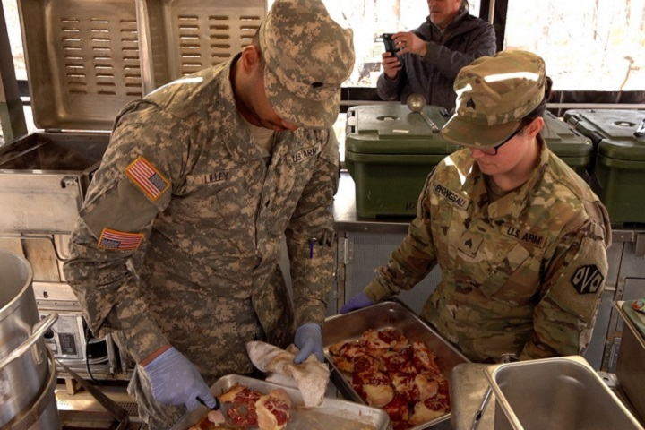The Food Safety Managers Course can positively impact mission readiness. By inspecting food and food