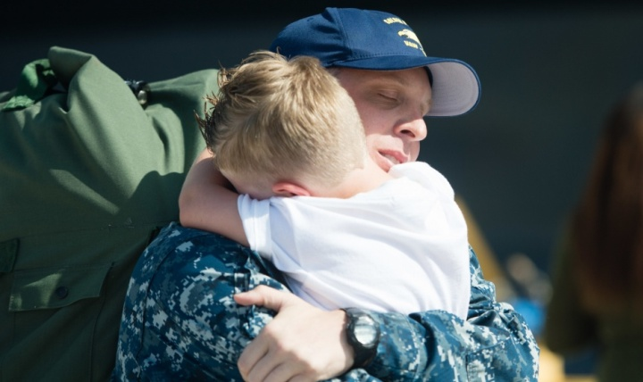 Deployments Can Be Significant Stressor For Families But Help Is