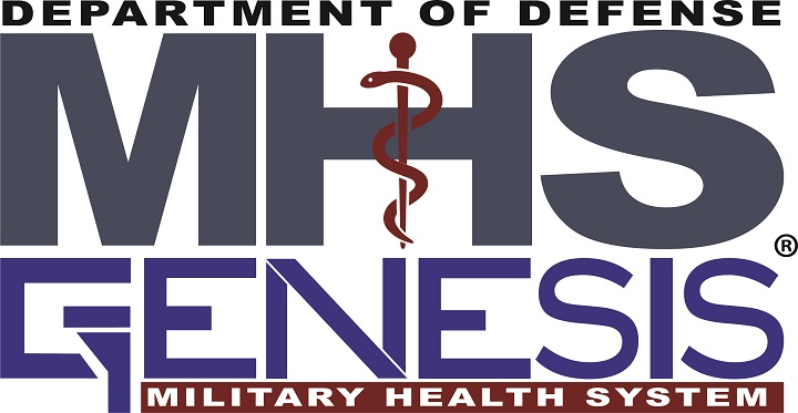 The official image of the MHS Genesis Logo