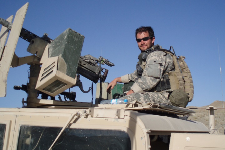 Former Army Staff Sgt. Ronald J. Shurer II will receive the Medal of Honor at an Oct. 1, 2018, White House ceremony for going above and beyond the call of duty April 6, 2008, while assigned to Special Operations Task Force 33 in Afghanistan during Operation Enduring Freedom. (Photo courtesy of Ronald J. Shurer II)