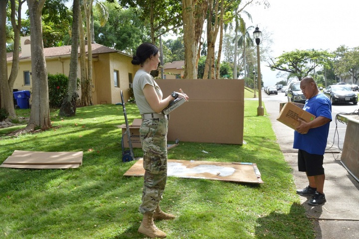 Because moving is a QLE, that means you'll have 90 days from the date of the move to change your TRICARE health plan based on your eligibility. (U.S. Army photo by Karen A. Iwamoto)