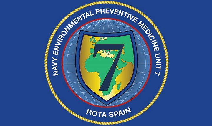 Navy Environmental Preventive Medicine Unit Seven, located in Rota, Spain, provides theatre-wide preventive medicine support to Navy and Marine Corps forces and joint and combined military operations throughout Europe, Africa and the Middle East.