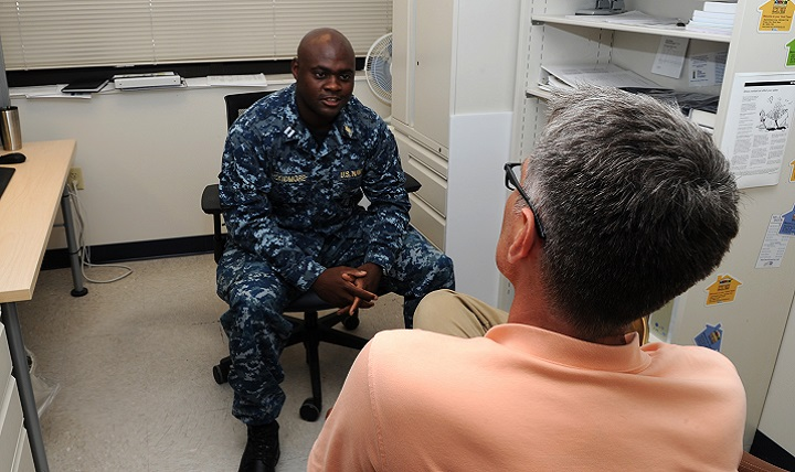 Navy Medicine East Stresses Pursuit Of Mental Health A Sign Of