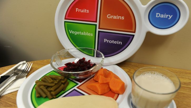 Links to Ten ways parents can help kids make good nutritional choices