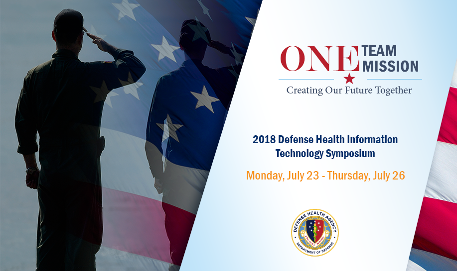 Image for the 2018 Defense Health Information Technology Symposium