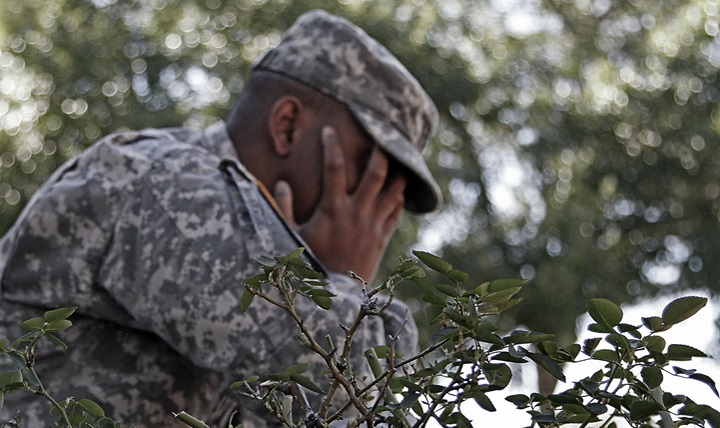 Many mental health conditions require treatment and won't go away on their own. Putting off or dropping out of treatment could cause symptoms to get worse and impact many areas of your life. (U.S. Army photo)