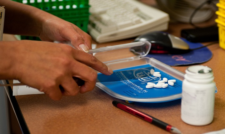 Beginning Sept. 1, 2017, Express Scripts will need annual consent from patients who want to receive automatic refills of their maintenance medications enrolled in TRICARE Pharmacy Home Delivery. (U.S. Air Force photo by Airman 1st Class Alystria Maurer)