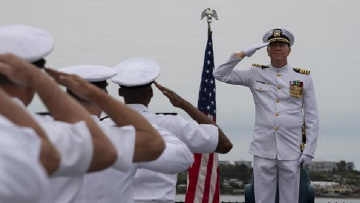 Will you or a family member be retiring soon? If so, you don't want to miss this month's webinar. (U.S. Navy photo)