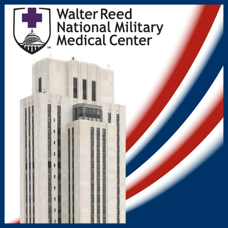 Walter Reed National Military Medical Center logo