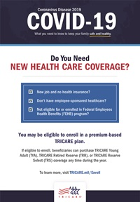 eligibility outlines for tricare premium plans