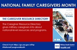 The Caregiver Resource Directory