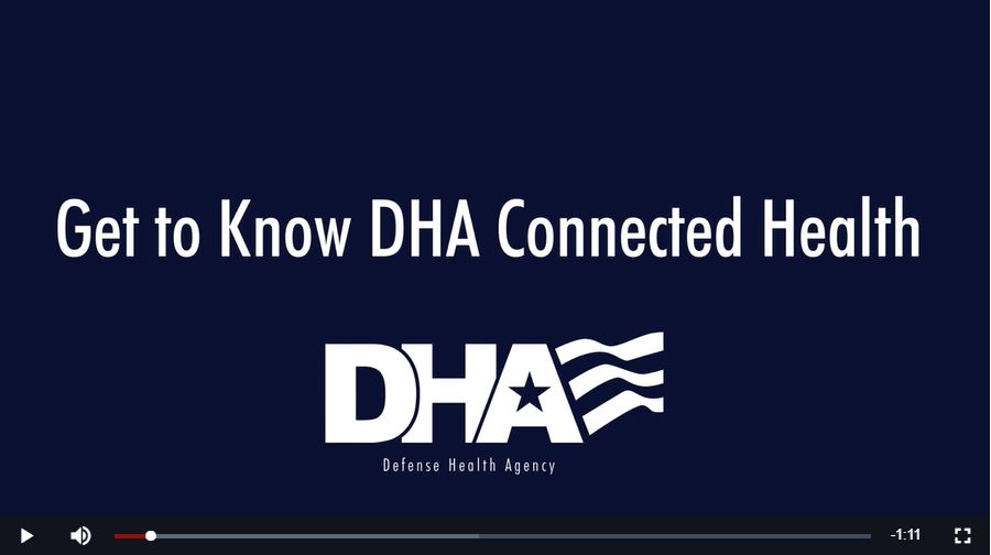 Get to Know DHA Connected Health