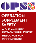 Operation Supplement Safety