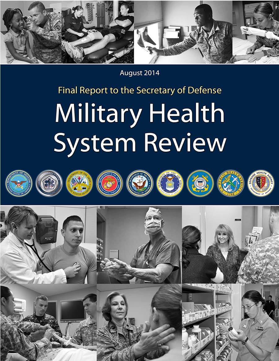 Cover of MHS Review Report Image