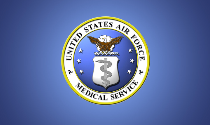 United States Air Force Medical Service Seal