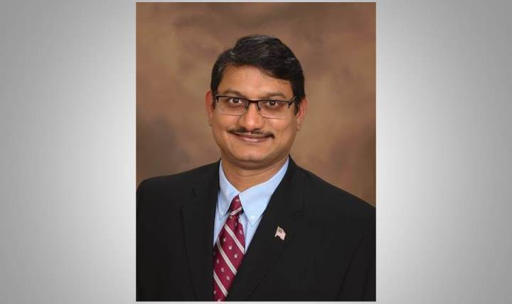 Image of Dr. Ashok Ramalingam, Ph.D., M.S, B.Pharm, D.Pharm, R.Ph; Chief, Patient Safety Analysis Center (PSAC).