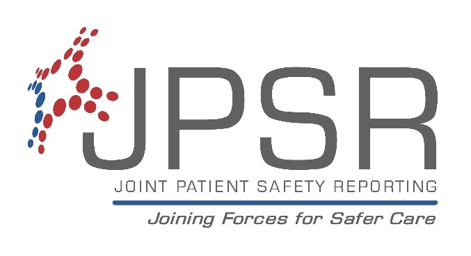 Joint Patient Safety Reporting logo. The system used to capture patient safety events underwent software improvements in August 2017 to enhance user experience.