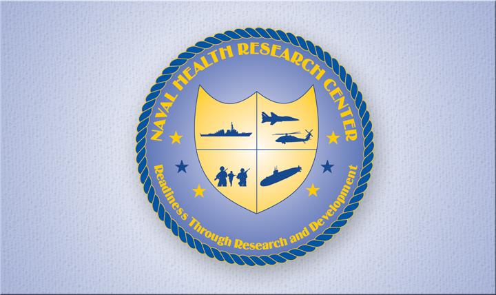 Naval Health Research Center Logo
