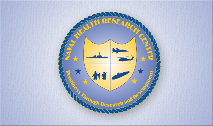Naval Health Research Center Logo