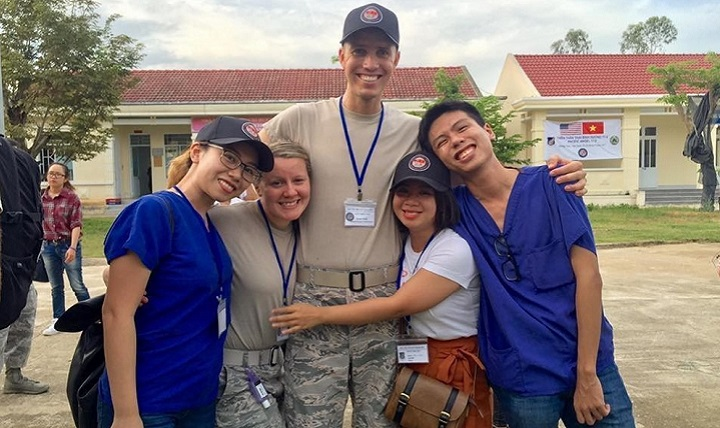 air force physical therapist
