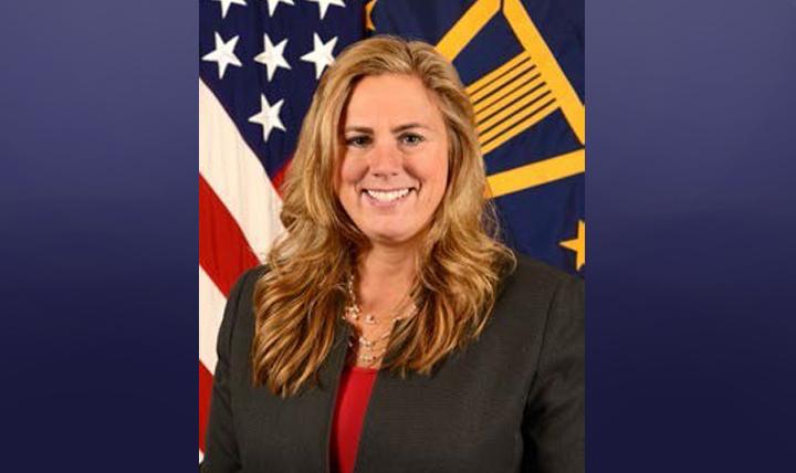 Keita Franklin, director of the Defense Suicide Prevention Office