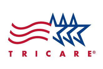Image of the TRICARE logo.