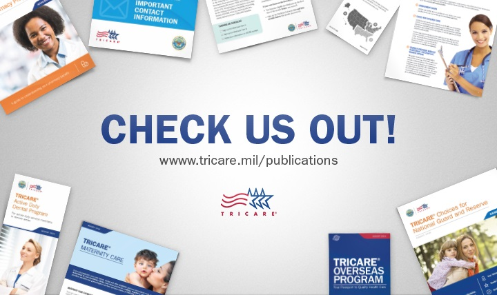 The TRICARE revamped suite includes a brand-new TRICARE Stateside Guide – a one-stop resource for all stateside coverage information. (TRICARE graphic)