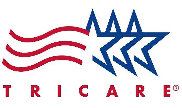 Official TRICARE logo