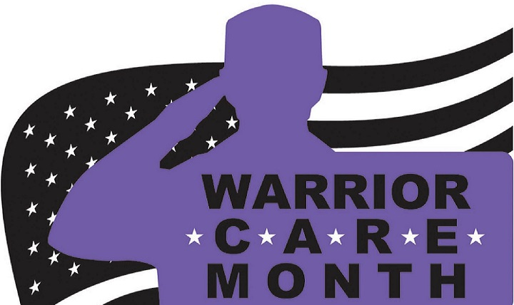 November is Warrior Care Month