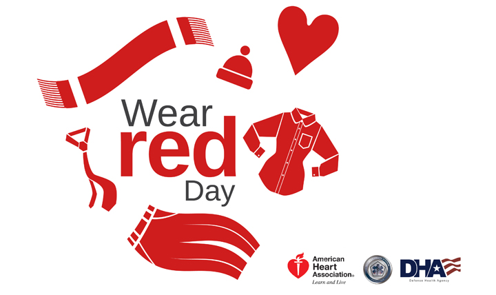 Red Dress - February is Heart Month! | GO RED FOR WOMEN ...  |For Heart Month Wear Red